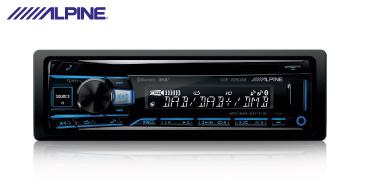 ALPINE CDE-205DAB: Autoradio