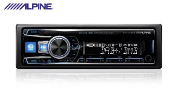 ALPINE UTE-93DAB: Autoradio