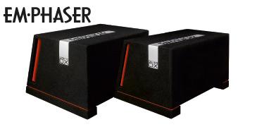 Emphaser Bassboxen EBR-M8DX und EBR-M10DX