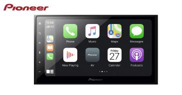 PIONEER SPH-DA250DAB: 2-DIN Multimediasystem mit DAB+, Apple CarPlay & Android Auto
