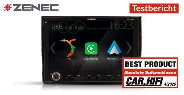 ZENEC Z-E3766 Testbericht