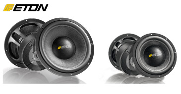 ETON Woofer / Bass Force Serie